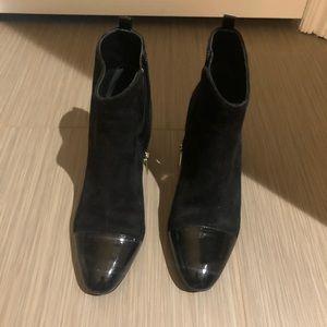 Ivanka Trump heeled booties